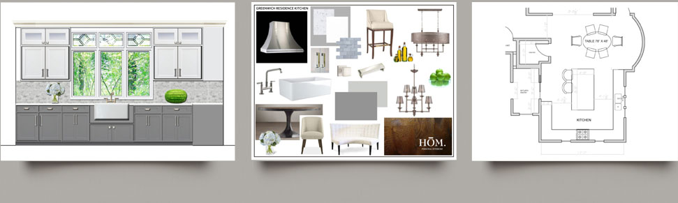HOM Personal Interiors: Greenwich
