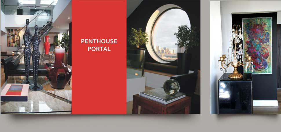 HOM Personal Interiors: Penthouse